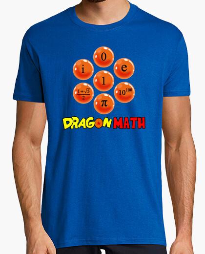 Camiseta Dragon Math