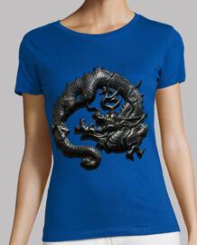dragon métallique