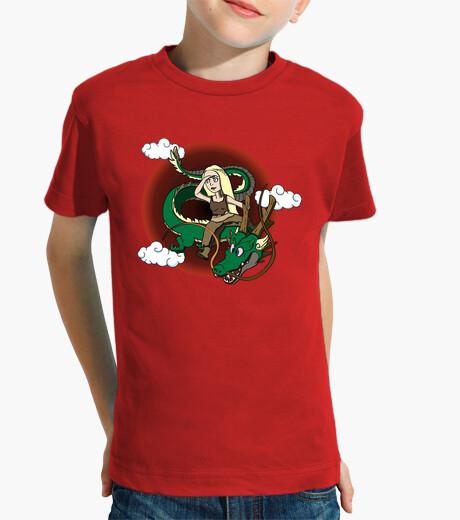 Ropa infantil Dragon mom- Camiseta niño