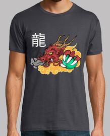 dragón orientalisch