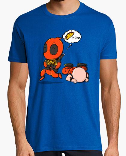 Camiseta dragon pool z