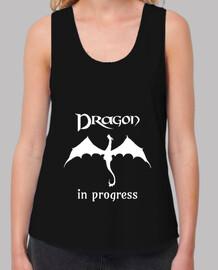 Dragon progress w
