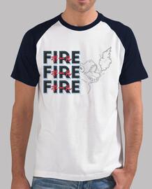 Dragon quemado