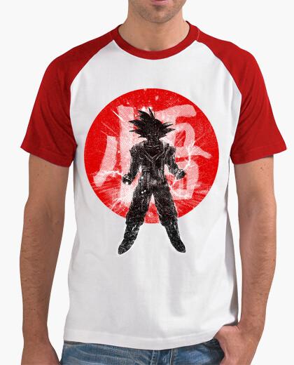 Camiseta dragón rojo