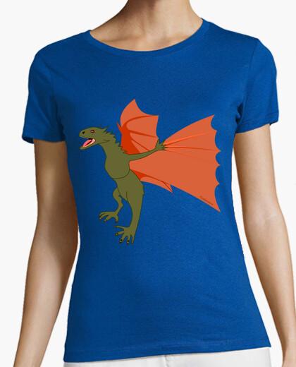 Tee-shirt dragon (targaryen)