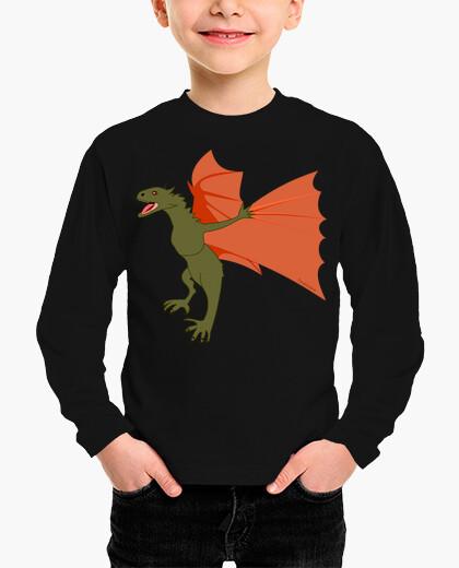 Ropa infantil Dragón (Targaryen)