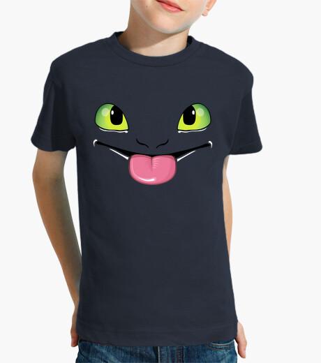 Vêtements enfant Dragon tongue
