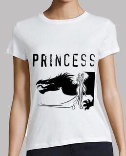dragon y  su princesa