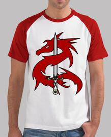 Dragon y espada