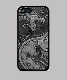 Dragon Yin Yang - iPhone 5