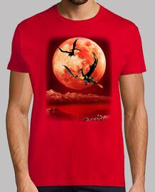 Dragones bajo la luna roja
