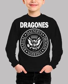 DRAGONES (BLANCO)