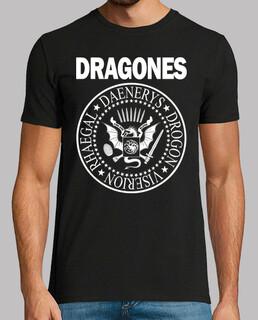 DRAGONES (BLANCO) H