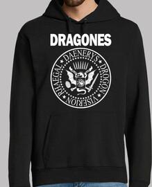 DRAGONES (BLANCO) S