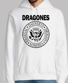 DRAGONES (NEGRO) S