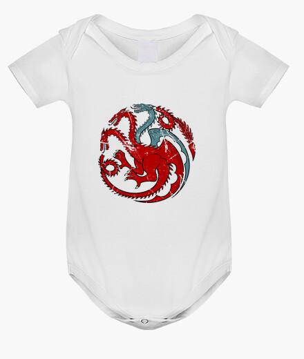 Ropa infantil Dragones Targaryen