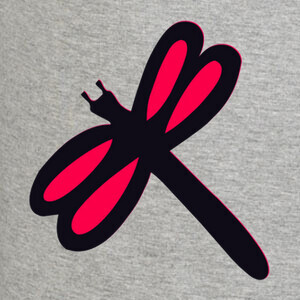 Camisetas Dragonfly 2 (customize)