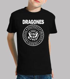 dragons (white) n