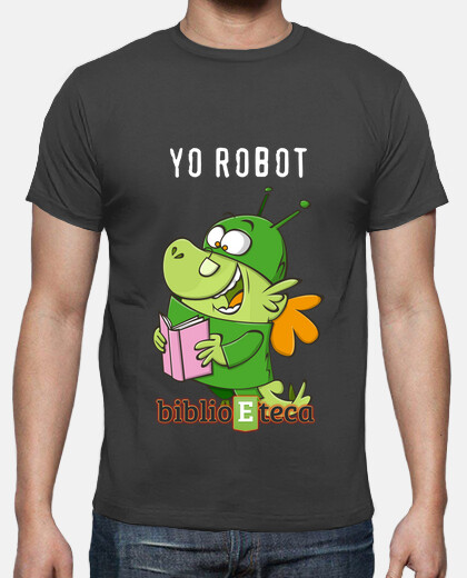 Camisetas Dragotedroid (personalizable)