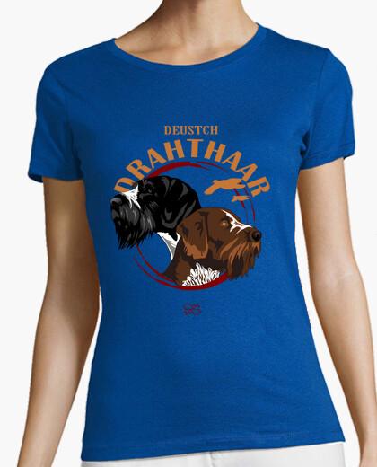 Tee-shirt Drahthaar