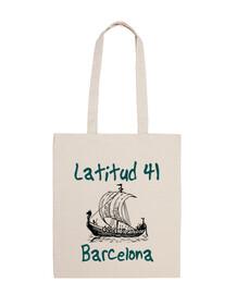 Drakkar Latitud 41 barcelona