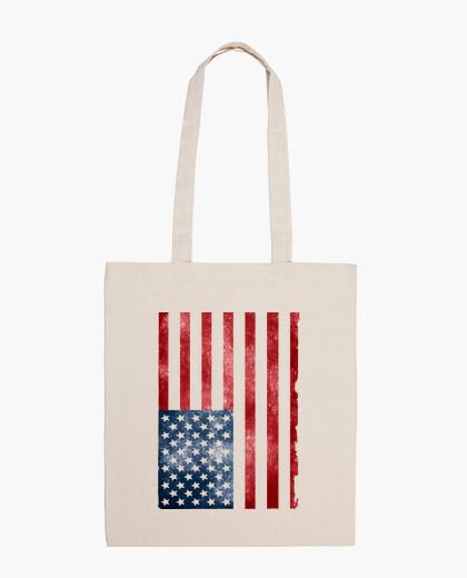 Sac drapeau américain