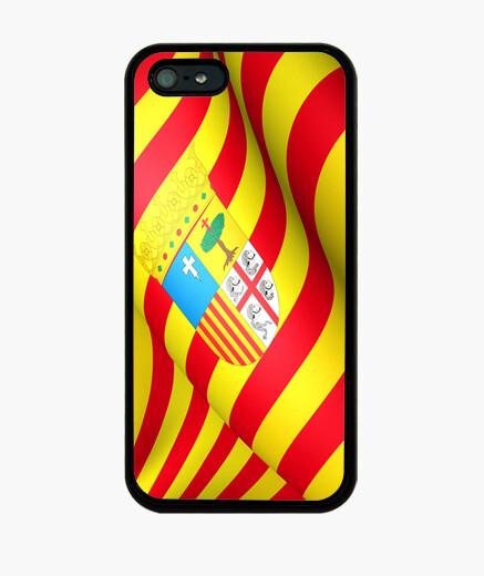 Coque iPhone drapeau aragon