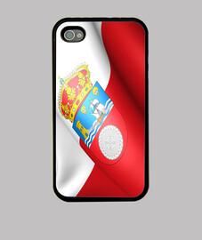 drapeau de cantabrie