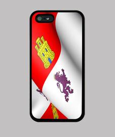 drapeau de castille et leon