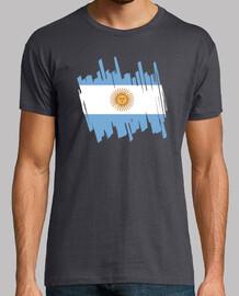 Drapeau de l'argentine