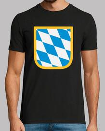 drapeau emblème bavière