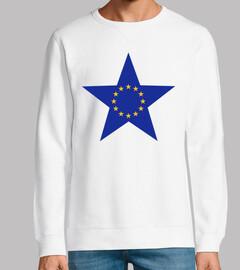 drapeau étoile europe europe