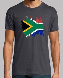 Drapeau l'afrique du sud