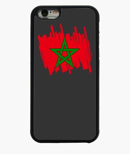 Coque Iphone 6 / 6S drapeau maroc