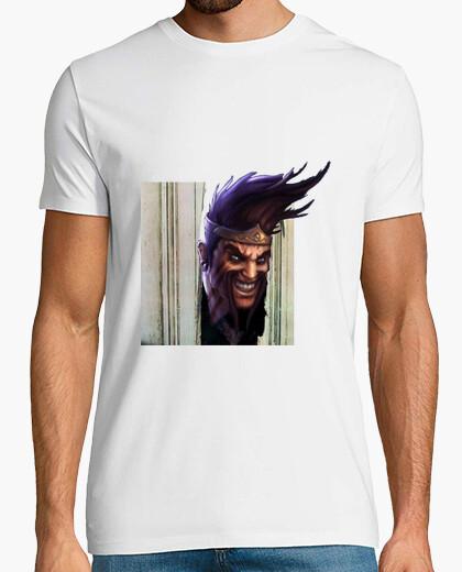 Camiseta Draven Resplandor