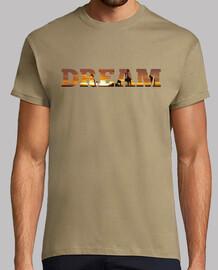 DREAM-Atardecer Jirafas.