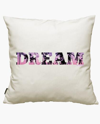 Funda cojín Dream-Atardecer Palmeras.