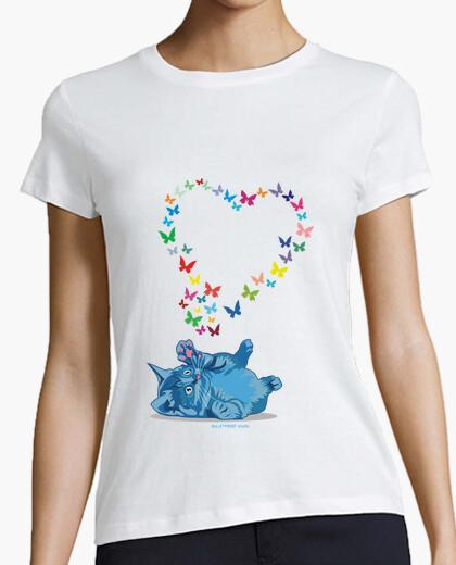T-shirt Dream about Butterflies