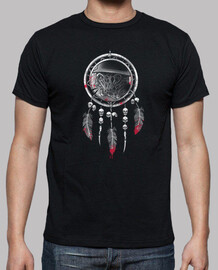 dream catchers pesadilla camisa para hombre