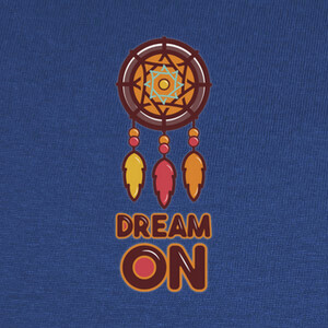 Camisetas Dream On