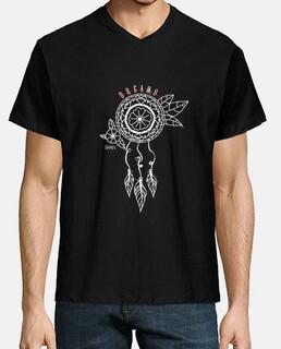 dreamcatcher black shirt