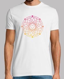 dreamcatcher géométrique
