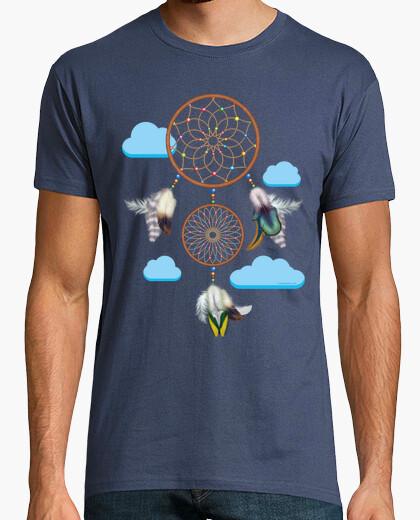 T-shirt dreamcatcher: protezione e potere
