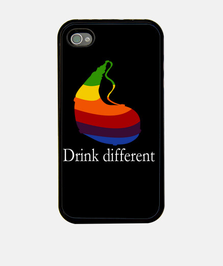 drink different - boot