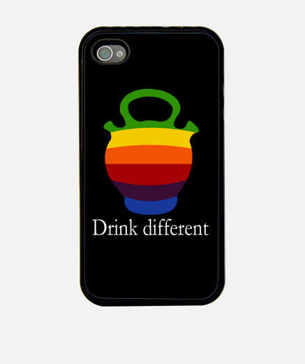 drink different - botijo