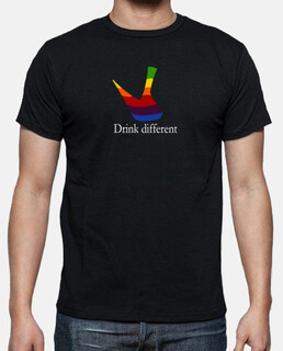 Drink Different - Porrón