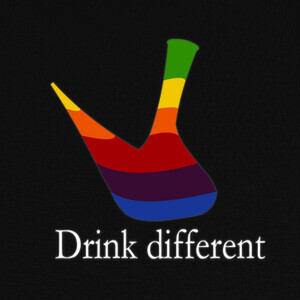 Drink Different - Porrón T-shirts