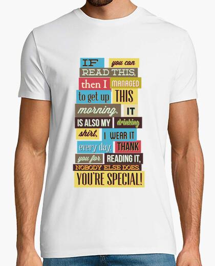 Camiseta Drinking Shirt