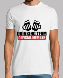 Drinking team official member