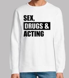 drogas sexuales actuando